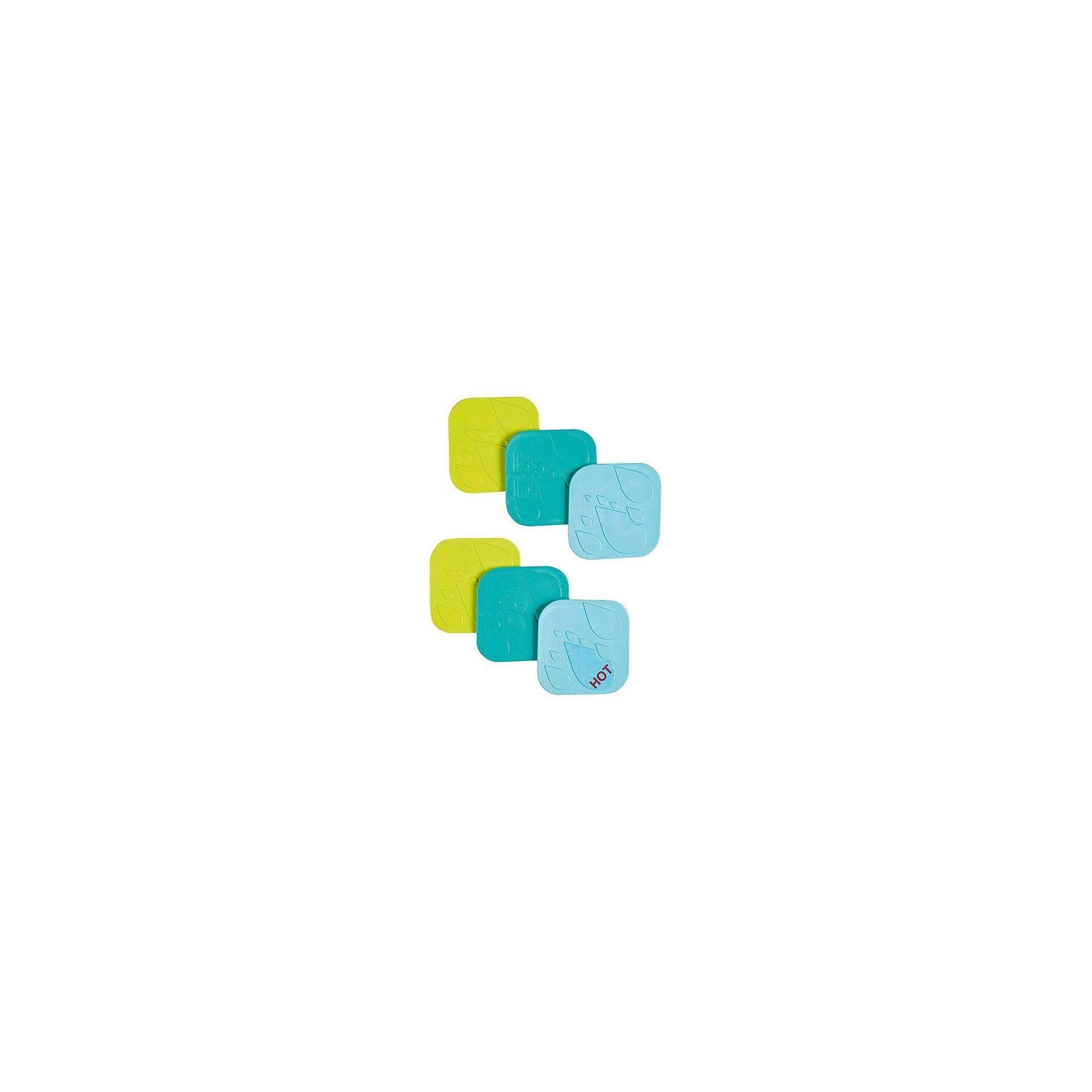 Patchs antidérapants Bleu / Vert Safety 1st