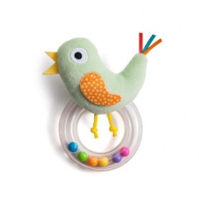 Hochet poussin malicieux Taf Toys