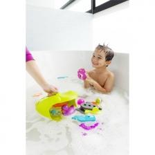 Range-jouets de bain Grenouille Vert Boon