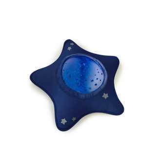 Veilleuse peluche étoile Calm Ocean Bleu Pabobo