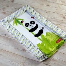Matelas à langer Panda Fisher Price