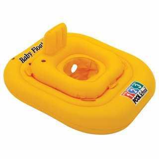 Bouée siège - Pool school - Bouée d'apprentissage pour enfant Intex