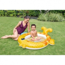 Piscine gonflable 1er âge Poisson Intex