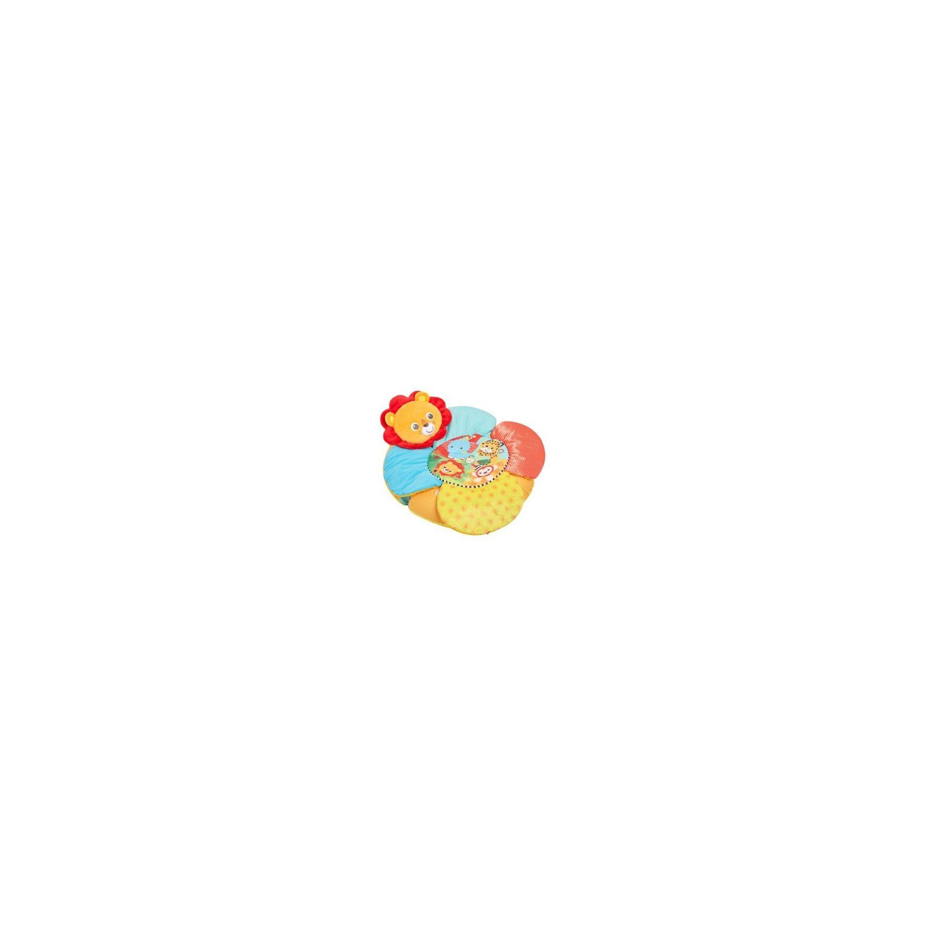 Fauteuil bébé - Tapis d'éveil lion en peluche Mothercare