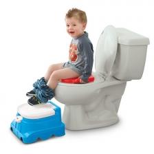 Pot et Siège de toilette sonore Thomas Le Train Fisher Price