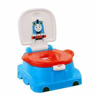 Pot et Siège de toilette sonore Thomas Le Train Fisher Price