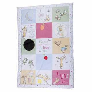 Tapis d'éveil bébé I Love You 100 x 143 Guess How Much I Love You