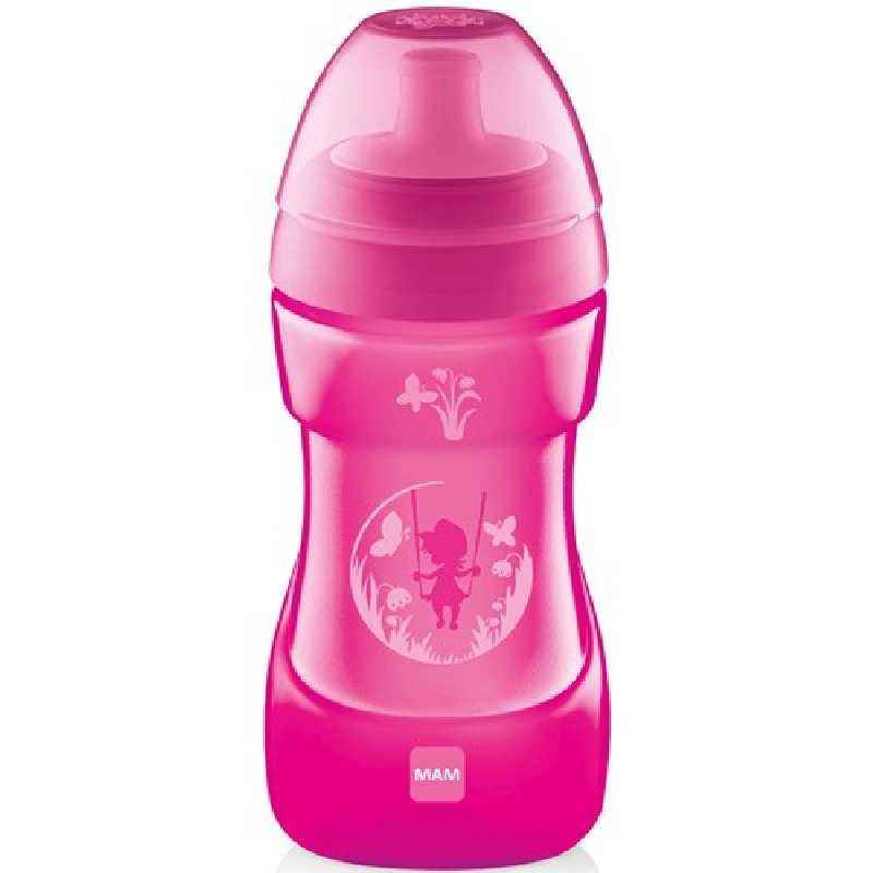 Tasse de sport Rose 330 ml Mam