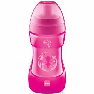 Tasse de sport Rose 330 ml Mam