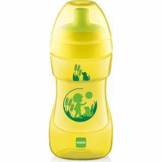 Tasse de sport Jaune 330 ml Mam