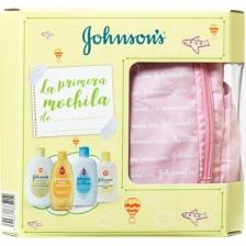 Coffret cadeau bébé pour fille Johnson's baby