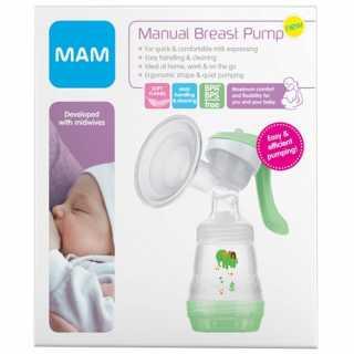 Tire lait manuel Model éléphant / singe Mam