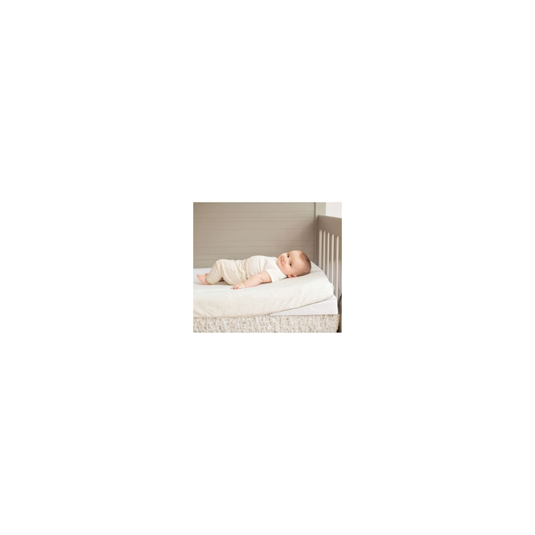 Coussin angulaire Good Vibes SwaddleMe de Summer Infant