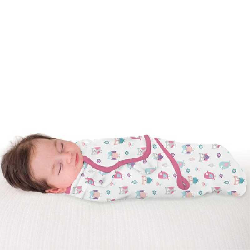 Gigoteuse bébé Swaddle me Oiseaux 0-3 mois Summer Infant
