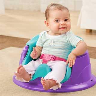 Siège évolutif Super Seat Amis de la Foret pour fille