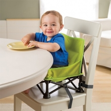 Siège rehausseur portatif Pop n Sit Vert Summer Infant