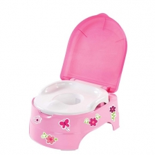 Pot d'apprentissage pour fille My Fun Potty Summer Infant