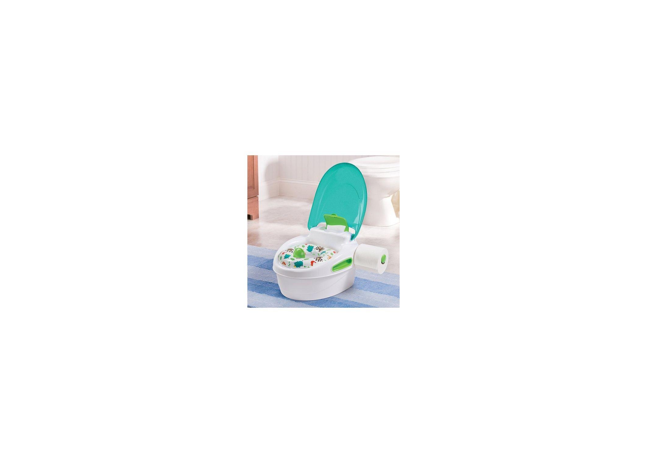 Pot Par Étape Blanc et Vert Summer Infant