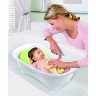 Transat de bain pliable Poissons Summer Infant