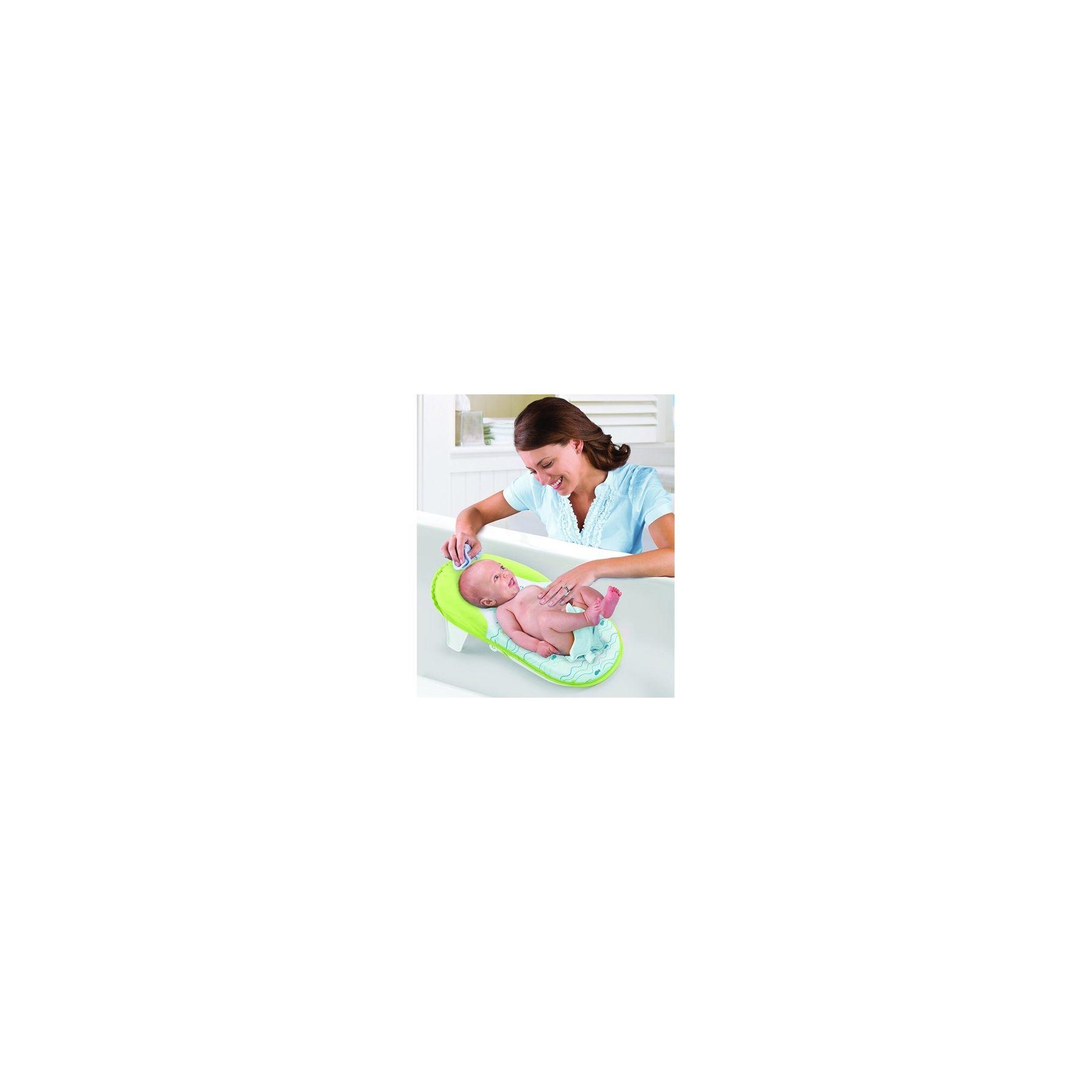 Transat de bain pliable Poissons Summer Infant
