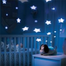 Veilleuse musicale Chien Gris Summer Infant