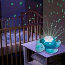 Veilleuse musicale Tortue Bleu Summer Infant
