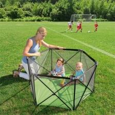 Parc Bébé Portable Pop N Play Noir Summer Infant