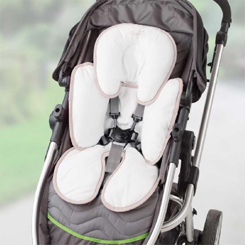 Protège-poussette épais pour poussette Beige Summer Infant