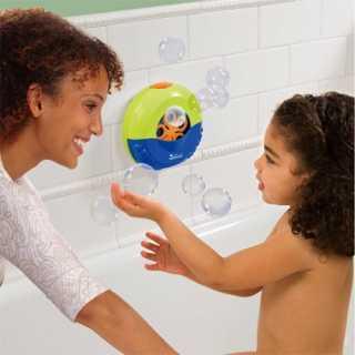 Machine à Bulles de savon pour Bain Vert / Bleu Summer Infant