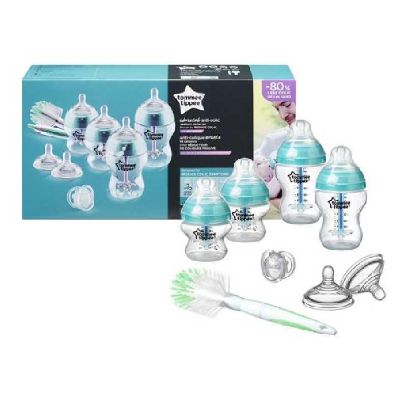 Starter kit de naissance Anti colique Avancé Tommee Tippee