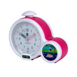 Mon premier réveil Kid Sleep Clock rose Claessens' Kid