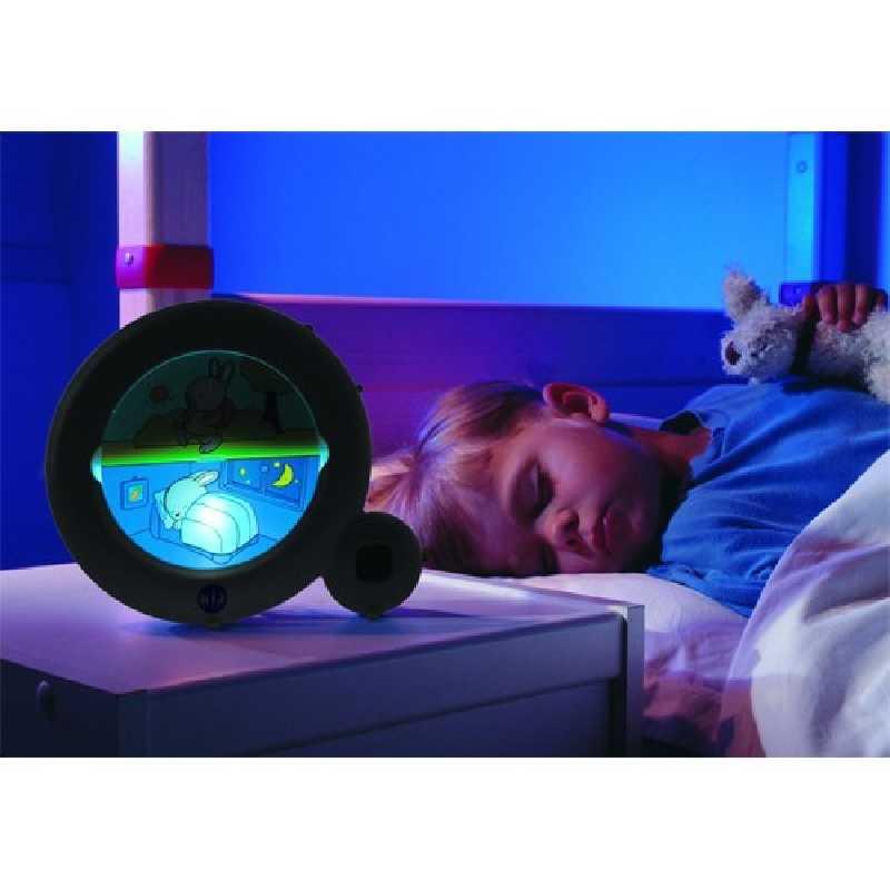 Veilleuse réveil classic Blanc Claessens' Kid Kid'Sleep