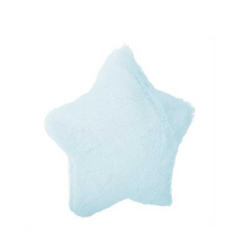 Coussin décoratif étoile Atmosphera for kids Bleu