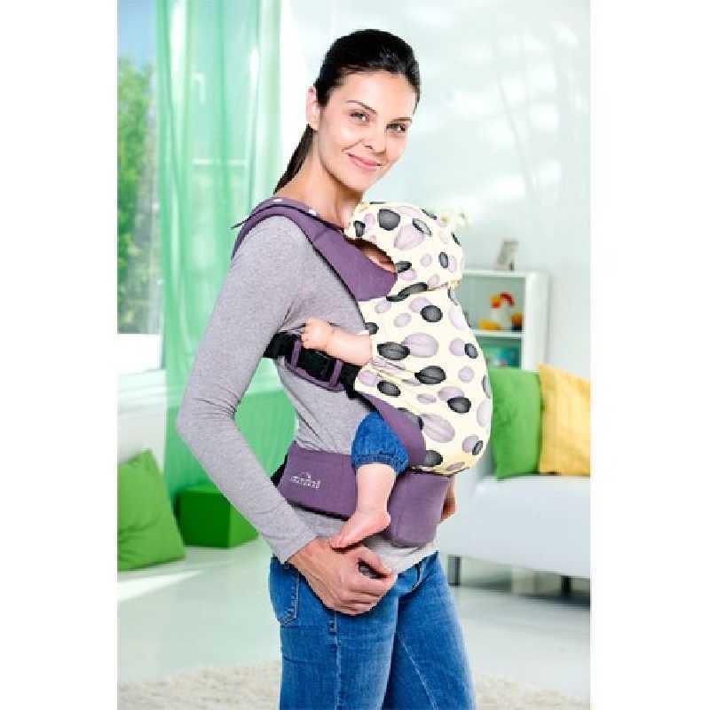 Porte-bébé Smart Carrier Blueberry Amazonas
