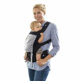Porte-bébé Smart Carrier Noir Amazonas