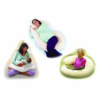 Coussin pour Corps Confort Ultime Beige Summer Infant