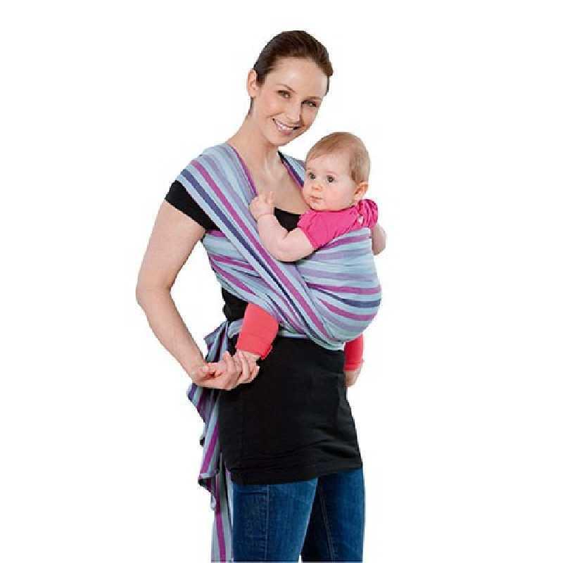 Echarpe de Portage bébé Carry Sling Mystic 510 cm Amazonas