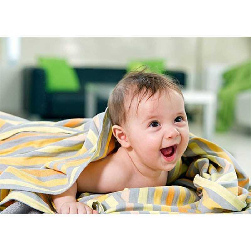 Echarpe de Portage bébé Carry Sling Saffron 510 cm Amazonas