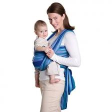Echarpe de Portage bébé Carry Sling Laguna 510 cm Amazonas