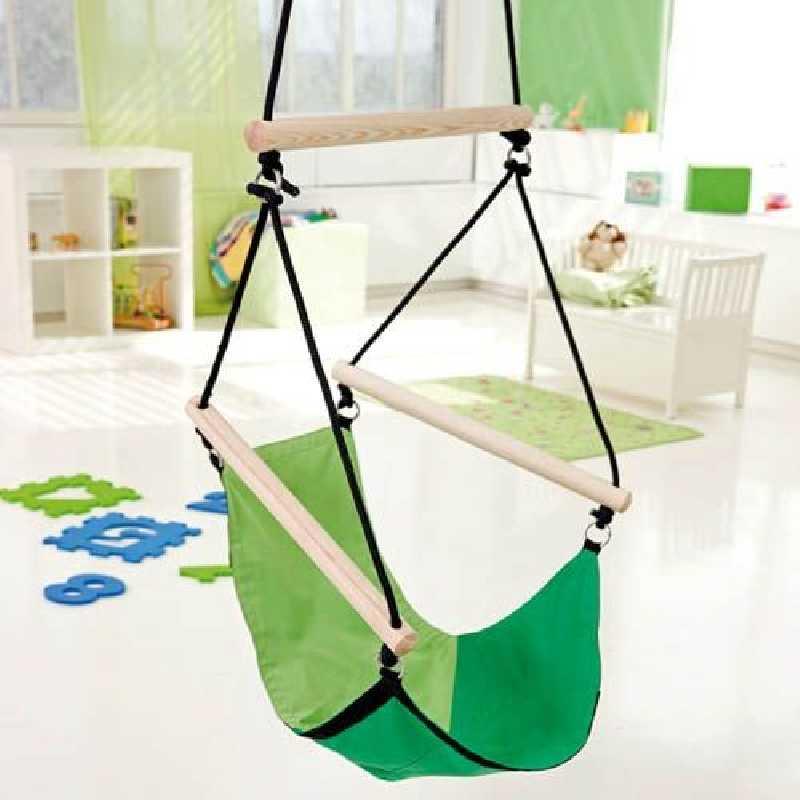 Fauteuil suspendu pour enfant Kid's Swinger Vert Amazonas