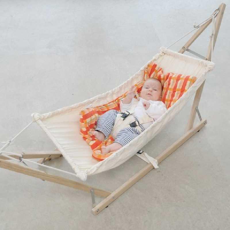 Couverture doublée pour hamacs bébé Sunny Amazonas