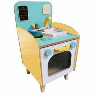 Petite cuisine Vintage en bois Be Toys