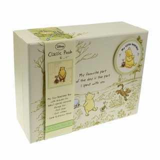 Boîte à souvenirs pour bébé Winnie l'Ourson Disney