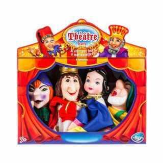 Marionnettes à main Théatre Blanche Neige et ses 7 nains Be Toys