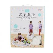 Tapis sac de rangement 120 cm The Home Deco Kids