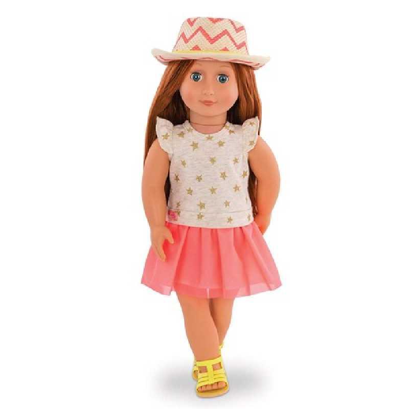 Poupée classique 46cm - Clementine Our Generation