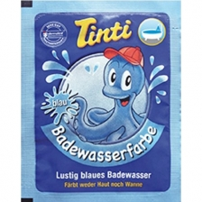 Couleurs en pastilles pour le bain Boîte de 9 Tinti