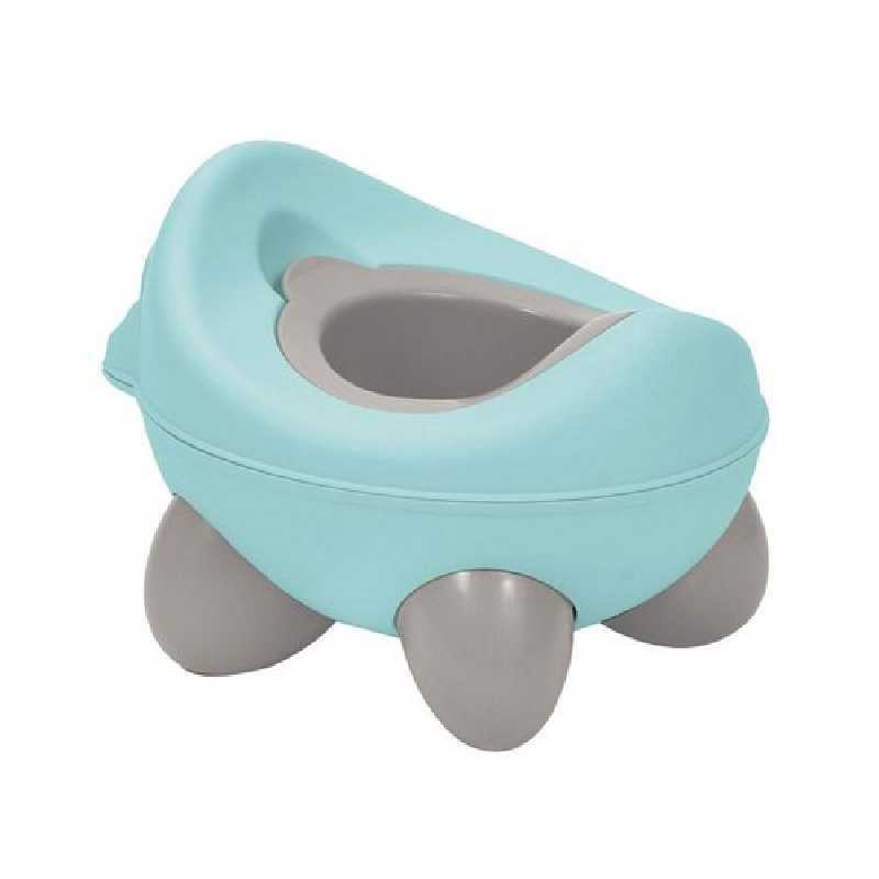 Pot Baby Bug amovible Bleu Bébé Buki