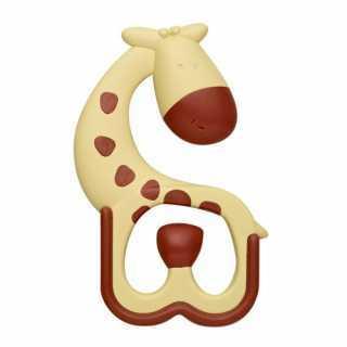 Anneau de Dentition Girafe 3m+ Dr Brown's