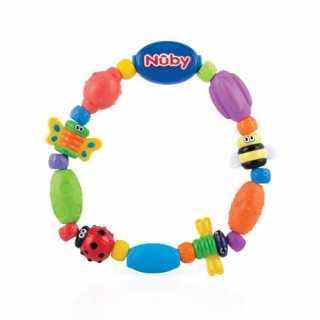 Anneau de Dentition Rigide et Souple Bug-a-Loop Nuby